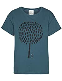 2955f112b96c armedangels Damen T-Shirt aus Bio-Baumwolle - Nalin Big Tree - GOTS