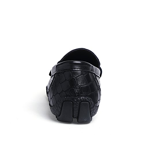 Miyoopark , Mocassins pour homme Black-Style2