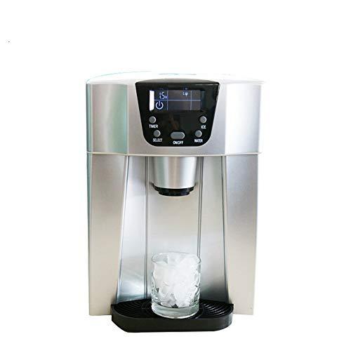 GOGOBEST Elektrische Eismaschine Automatische Kugel Runde Block Eiswürfel, Der Maschine Kaltwasserspender Eisige Trinkbrunnen Eu-stecker (Eis-maschinen-reiniger)