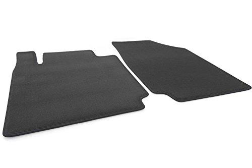 Preisvergleich Produktbild Fußmatten K12 (2-teilig, vorne) Automatten Velour