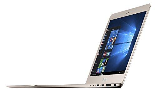 "Asus UX305UA-FC050T Portatile, Display 13.3"", Processore Intel Core i7-6500U, RAM 8 GB, SSD da 512 GB, Argento/Oro"