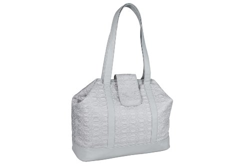 Lassig Glam Mary Tote Diaper Bag - Gray (japan import)
