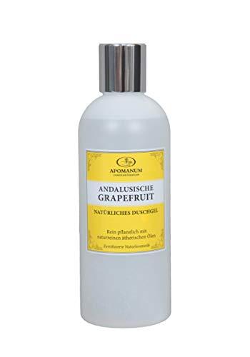 Frei Von Duftstoffen Gel Duschgel (Apomanum - Duschgel - Andalusische Grapefruit - 250 ml)