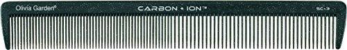 Olivia Garden SC-3 - Peine de carbono + iones