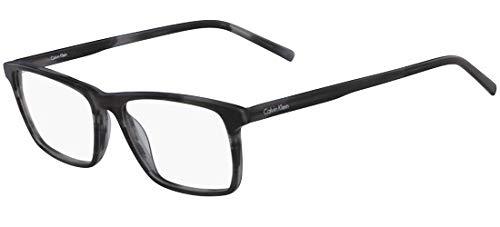 Brillen Calvin Klein CK6007 STRIPED GREY Damenbrillen