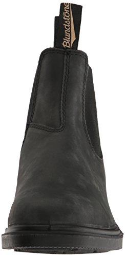 Blundstone 1308 Rustic Boots en Cuir Noir Homme Rustic Black