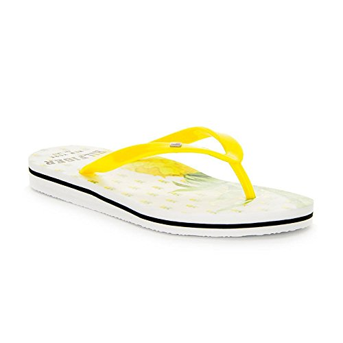 Tommy Hilfiger - M1285ONICA 48R - FW56820729720 - Farbe: Gelb-Weiß - Größe: 37.0