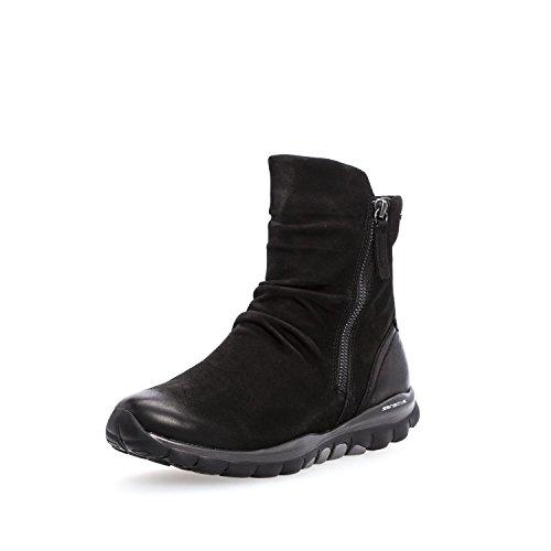 Soft Comfort Schuhe (Gabor Comfort 76-957-47 Größe 40 Schwarz (Schwarz))