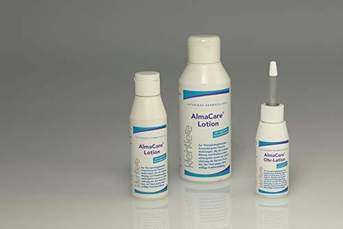 AlmaCare Haut und Ohr- Lotion für Klein- und Heimtiere, Option:50 ml