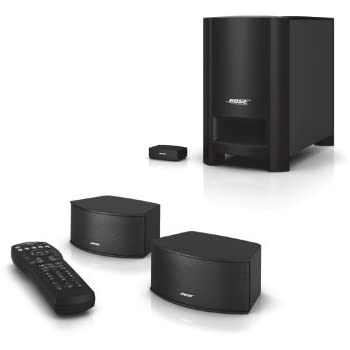bose cinemate gs digital home cinema lautsprecher system schwarz audio hifi. Black Bedroom Furniture Sets. Home Design Ideas