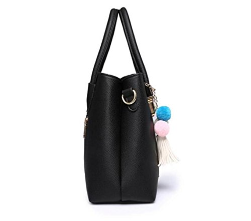 Damen Handtaschen Mode Umhängetasche Diagonal Paket Korean Version Soft Side PU Handtaschen Stickerei Thread Damen Tasche F