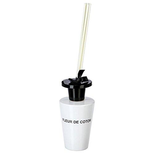 Paris Prix - Diffuseur De Parfum avec 6 Bâtons 150ml Fleur De Coton