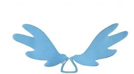 Mighty Fine My Little Pony Plush Kostüm Wings (Kostüme Wings Blue)