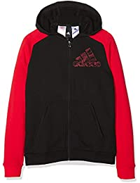 e227f783af0a3 Amazon.co.uk: Adidas - Hoodies & Sweatshirts / Girls: Clothing