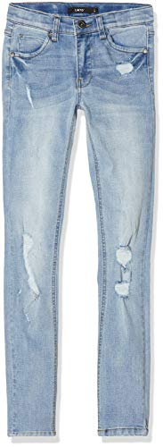 NAME IT Jungen Jeans NLMPILOU DNMTATHAN 1165 Pant NOOS, Blau (Light Blue Denim), (Herstellergröße:164)