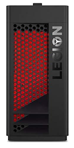Lenovo Legion T530 Desktop Gaming, Processore Intel Core i7-9700k, 1TB SSD, RAM 16GB DDR4, Scheda Grafica GTX 1660Ti da 6GB GDDR6, Windows 10, Black