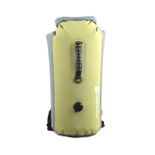 Unory (TM) beweglicher im Freien PVC wasserdichte Tauchens-Beutel-Spielraum-Dry Bags Kajak-Kanu-Rafting Bag 25L / 35L / 60L wasserdichte Doppel-Schultertasche