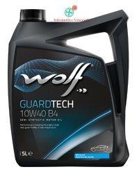 Wolf Engine Oil 5Litres guardtech B410W405L