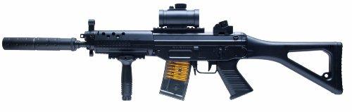 Details for GSG Softair Gewehr 552, schwarz, 201170