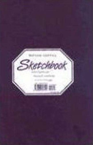 (Large Sketchbook (Kivar, Blackberry)) By Watson-Guptill Publishing (Author) Hardcover on 01-Aug-2004