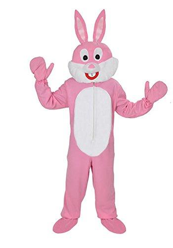 Imagen de nuevo conejo rosa gr, l  xl  xxl top disfraz para carnaval de lunes de rosas, new