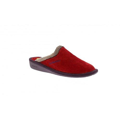 Nordika Afelpado 281/8B Rojo Rojo