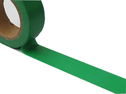 Preisvergleich Produktbild Uni Grün Abdeckpapier Planer Washi Tape
