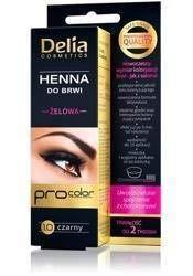 Delia Henna Gel 1.0 Black 15ml