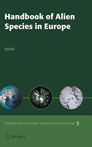 Zoom IMG-1 handbook of alien species in