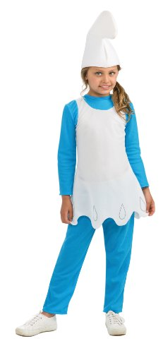 Smurf Kostüm 2 - The Smurfs 2 Smurfette Costume Child