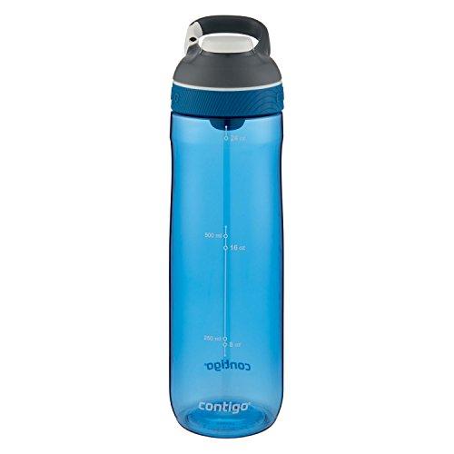 Contigo Cortland Water Bottle, 24-Ounce, Monaco by Contigo