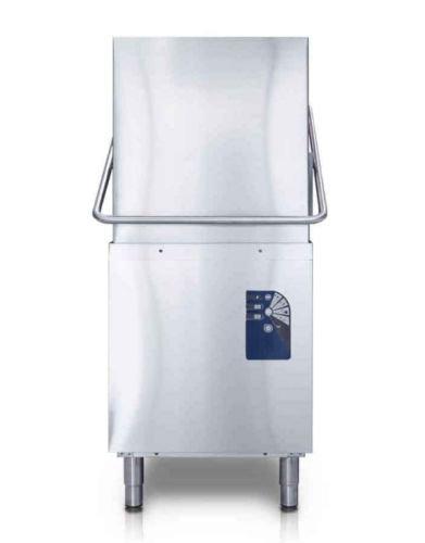 Haubenspülmaschine Geschirrspülmaschine inkl. Körbe ohne Ablaufpumpe
