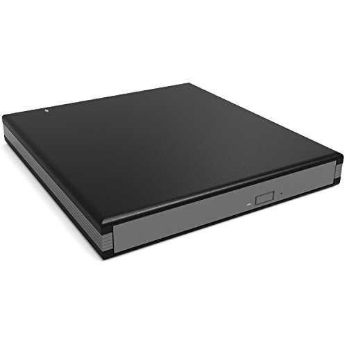 Firstcom SlimTray USB 3.0 Bluray BD Combo Laufwerk & DVD Brenner extern für Notebook PC & Mac