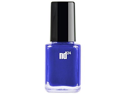 Nail Art - Stamping polonais Blue Ocean