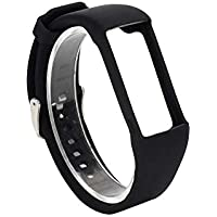 WEINISITE Armband für Polar A360, Soft Silikon Ersatzarmband für Polar A360 Smart Watch