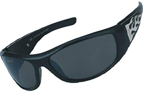 Plizz Sonnenbrille Chopper Flame Biker