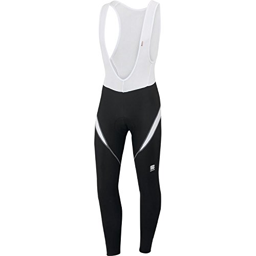 SPORTFUL   GIRO 2 BIBTIGHT  COLOR BLANCO NEGRO  TALLA XXL