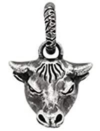 38e8add5d Gucci/Anger Forest/Bull Head Pendant/Silver/Ref. YBG52413600100U