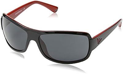 Emporio Armani 4012 - Gafas de sol para hombre, color