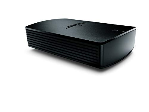 Bose SoundTouch SA-5 Amplifier, funktioniert mit Alexa, Schwarz
