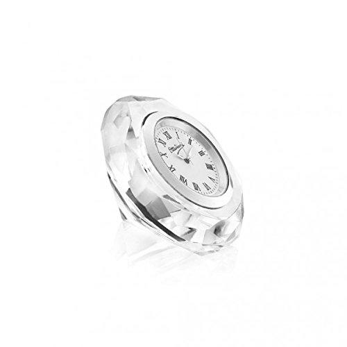 Orologio in cristallo ottaviani 29743