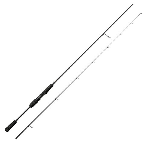 Savage Gear Black Savage Spin 6'6'' 198cm 2-7g 2-teilig Spinnrute -