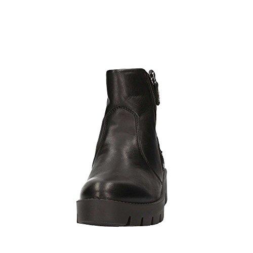 femmes coin chaussures CO Nero noires de IGI zip 68000 cheville la bottes de qaU0xnEc