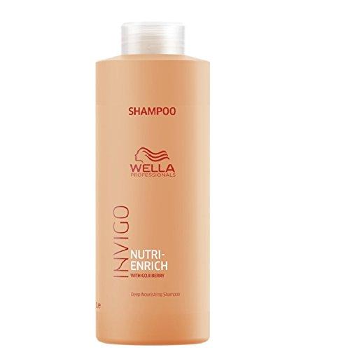 Wella INVIGO Nutri-Enrich Deep Nourishing Shampoo mit Goji-Beeren, 1000 ml – 19,50 €