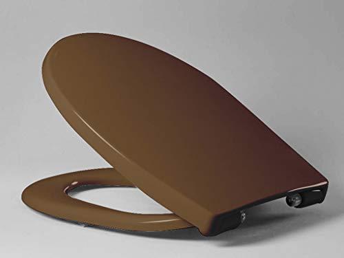 Haro Passat SoftClose Premium WC-Sitz, patina, Scharnier FastFixmutter C0202Y; 536243