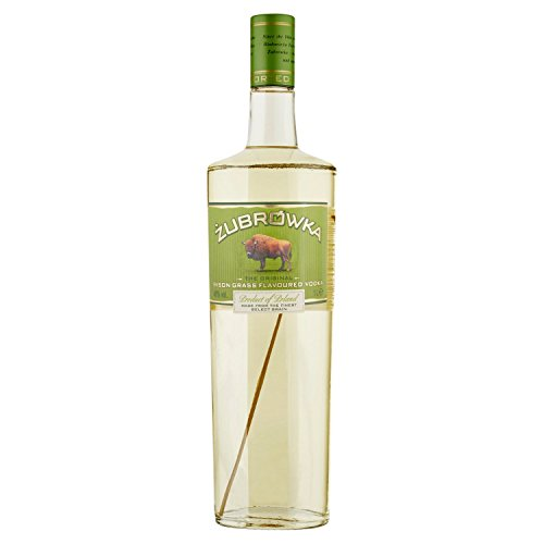 Zubrowka Vodka Bison Grass - 1 L