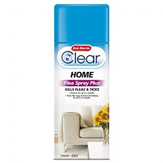 bob martin clear home flea spray plus 4 x 500ml Bob Martin Clear Home Flea Spray Plus 4 x 500ml 31pm5COhdXL