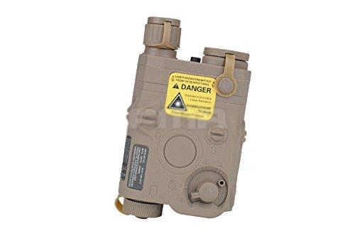 Marine Dichtung PEQ-15 Dummy Batterie Fall für Taktisch AEG Airsoft Anzeige DE Marine Batterie