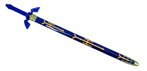 Skyward Cosplay Zelda Sword Kostüm - KOSxBO® Zelda Sword 100 cm - Zelda Master Sword - Schwert Legend of Zelda Sword - Schwerter - Sword - Edelstahlklinge - 1:1 Original Schwert