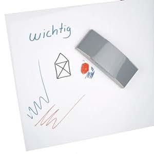 Smagtron magnettechnik feuille magnétique format a2–tableau blanc avec surface